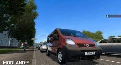Renault Traffic 2.5 DCI [1.5.9], 1 photo